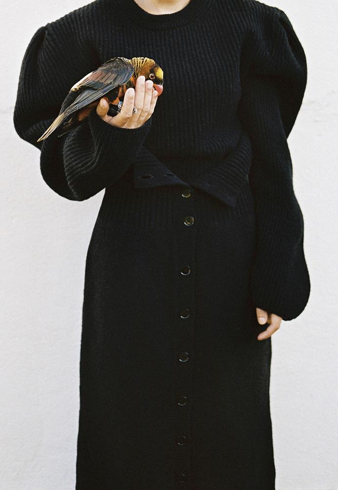 Tanya Jones for Double (ph. Kira Bunse)