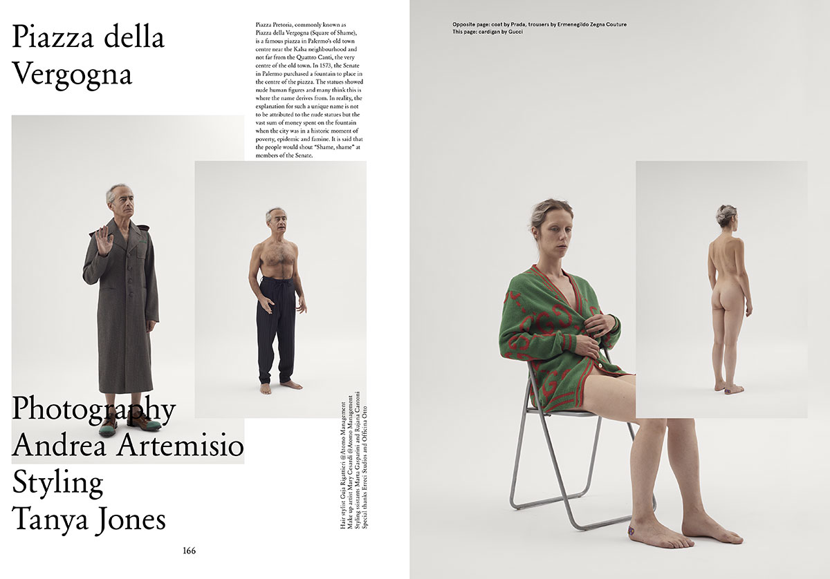 Tanya Jones for Alla Carta (ph. Andrea Artemisio)