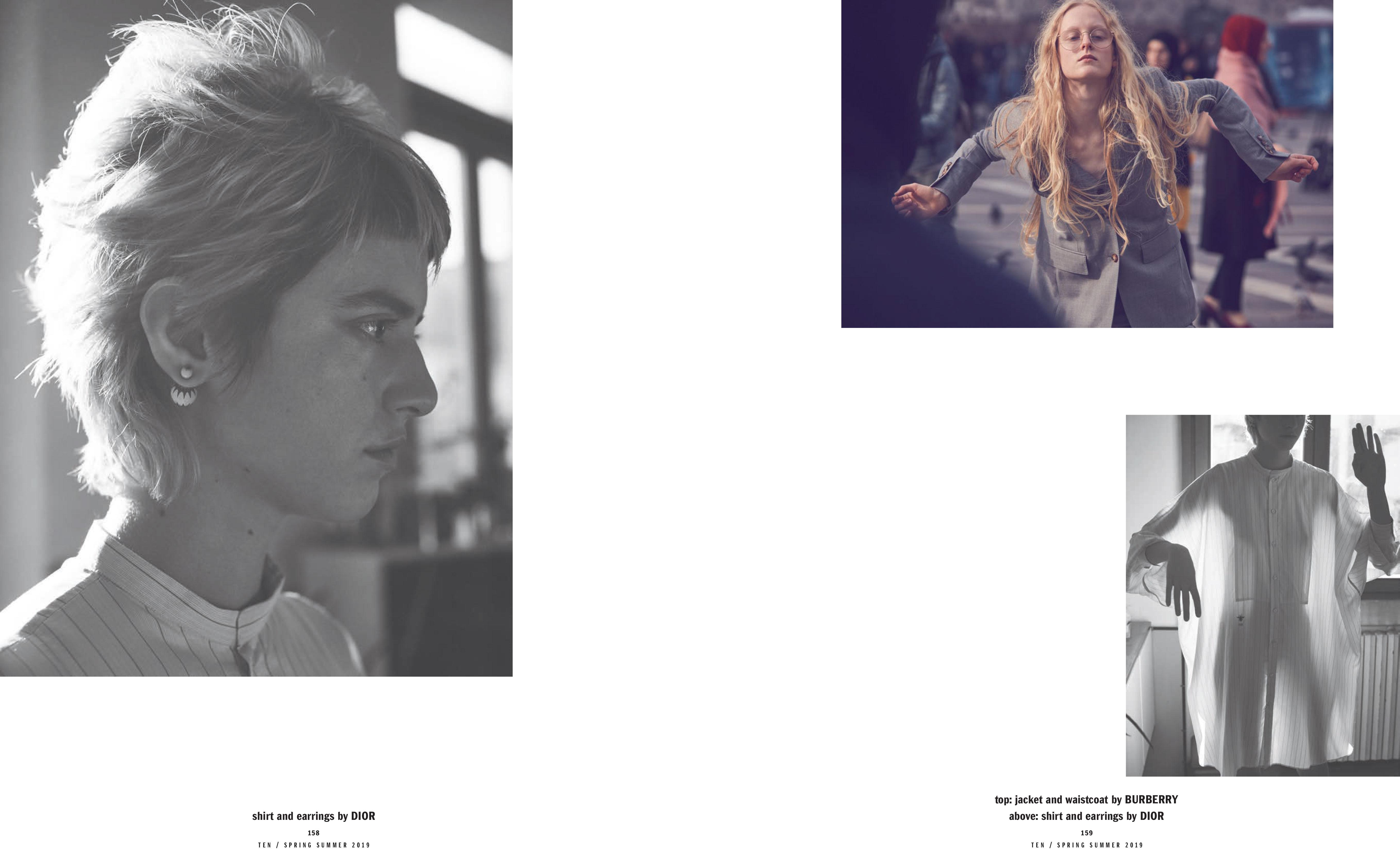 Tanya Jones for 10 magazine (ph. stefano galuzzi)