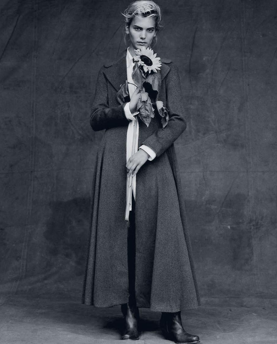 Tanya Jones for Flair (ph. Ben Weller)