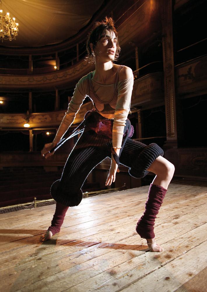 Tanya Jones for D (ph. Stefano Galuzzi)
